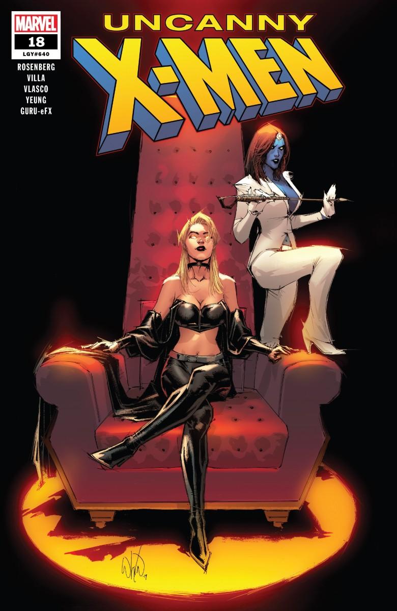 Uncanny X-Men 018-000