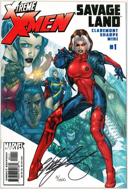 x-treme-x-men-savage-land-1-dynamic-forces-signed-chris-claremont-df-coa-3-marvel-comic-book-927-p