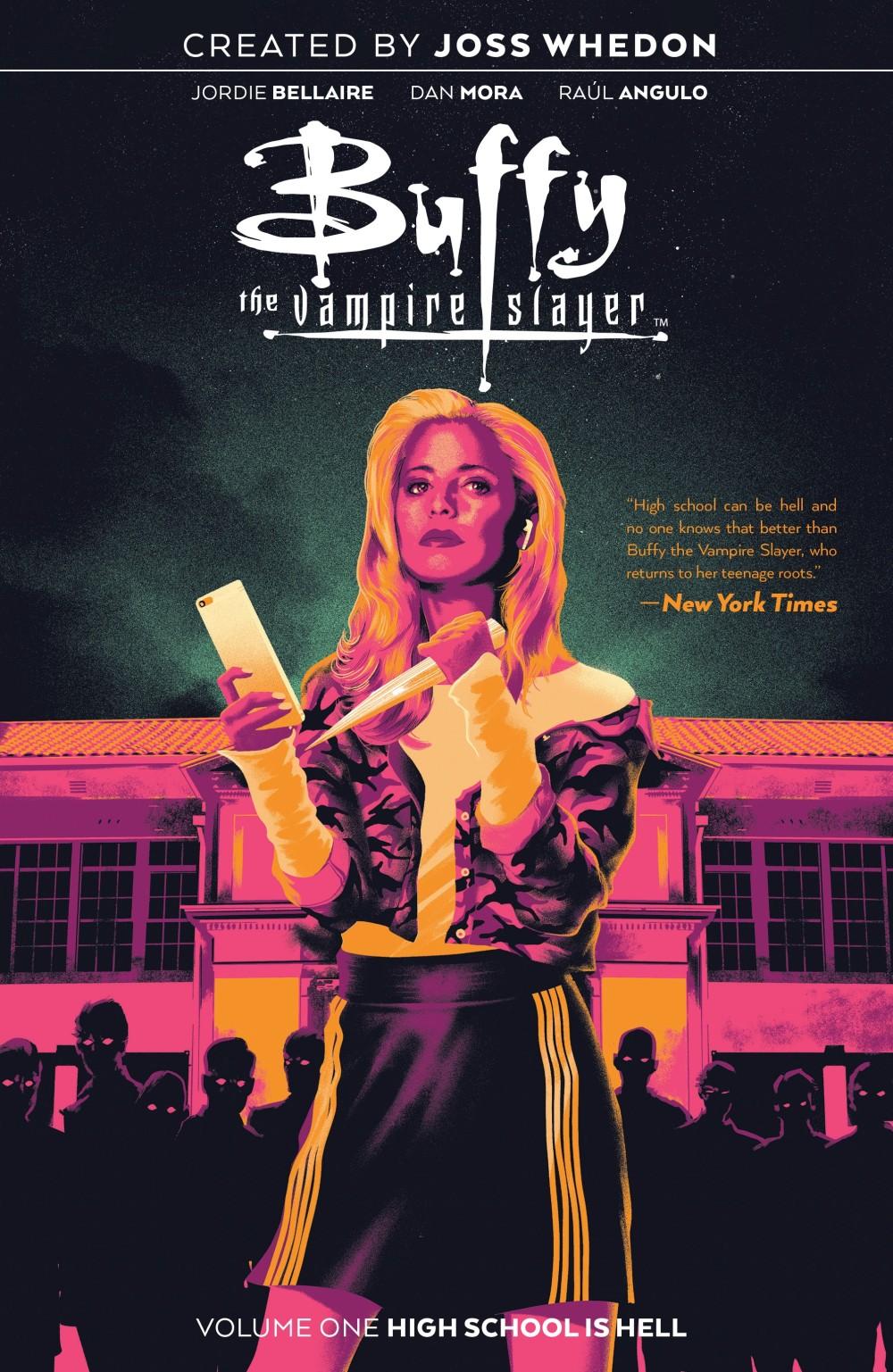 Buffy the Vampire Slayer v01-000