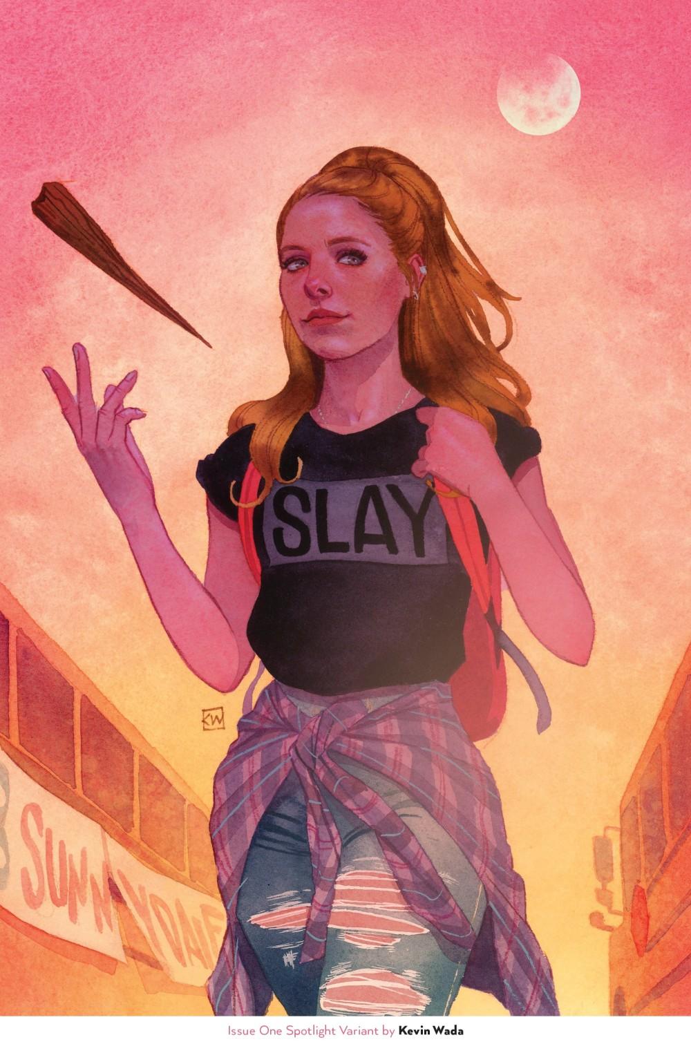 Buffy the Vampire Slayer v01-101