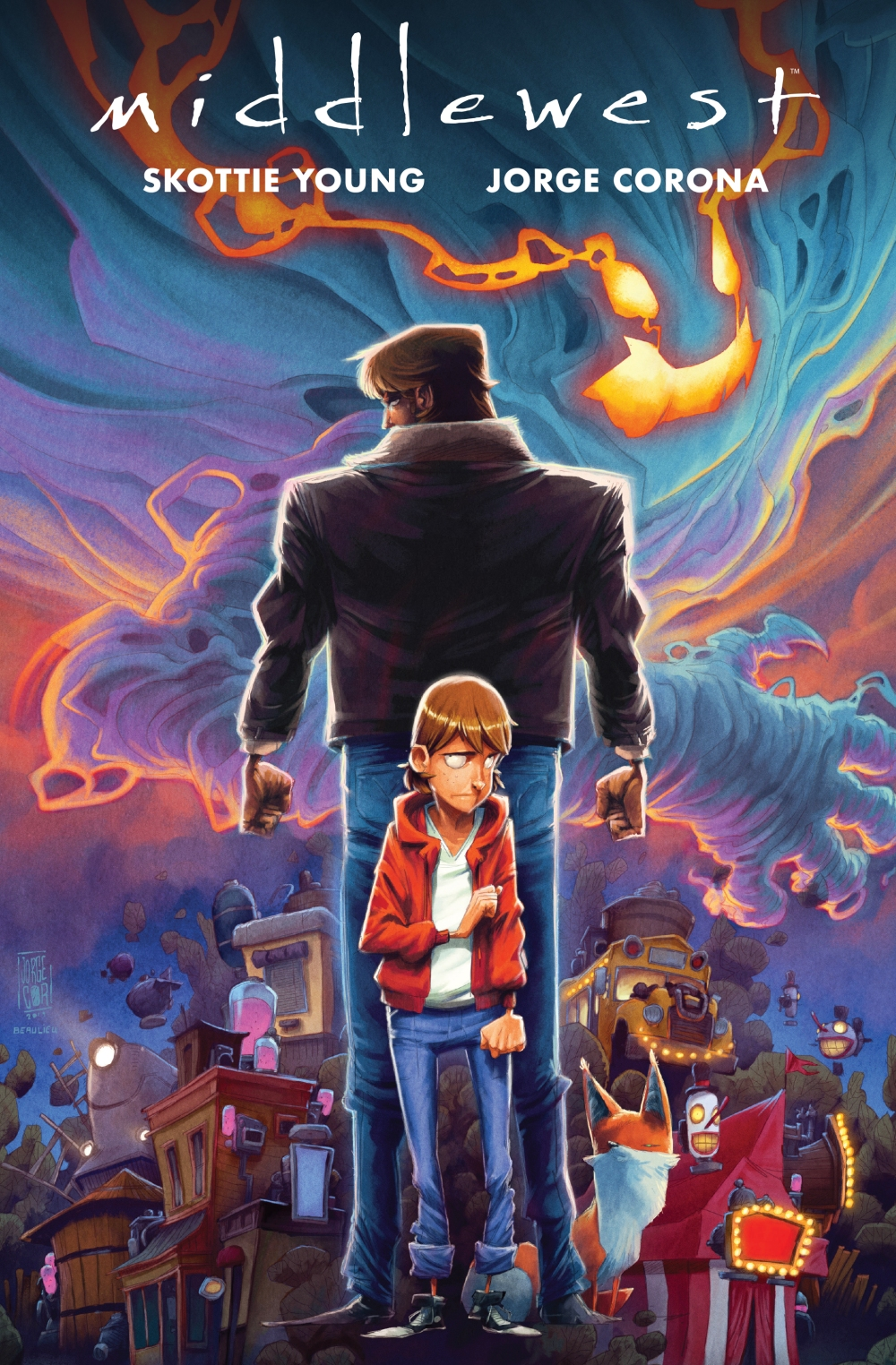 COVER MIDDLEWEST 1